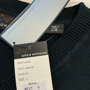 Greg Norman Collection Sweaters - NWT Greg Norman v neck sweater